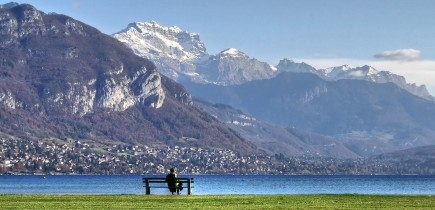 Geneva Annecy guided tour